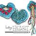 Bramble❤tini Heart pattern
