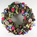 Woodland Wreath pattern