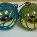 Open Trebles Ornament Cover pattern