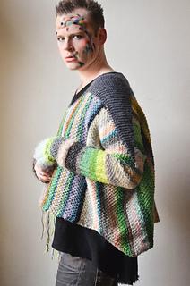 Amazing Technicolor Dream Sweater 5