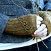 Twigs and Willows Mitts pattern