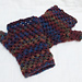Manly Lace Mitts pattern