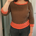 A Cropped Sweater for Winter pattern