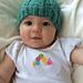 Keegan Baby Hat & Socks pattern