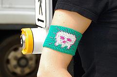 Crochet Revolution Armband
