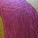 Knot Garden Shawl pattern