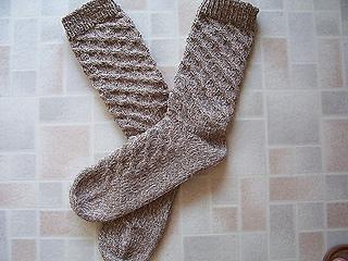 Ragg style socks7\/07