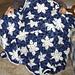 Snowflake Afghan pattern