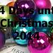 Advent Calendar Scarf 2014 pattern