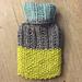 Knits & Purls Mini Hottie Cover pattern