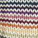 Double Rainbow Scarf pattern