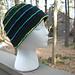Purl Striped Hat pattern