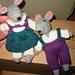 Fairytale Mice pattern