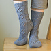 Erebor Socks pattern