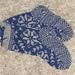 82-1265 Socks pattern 3 pattern
