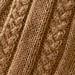 Plait Cable Scarf pattern