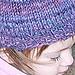 Simple Handspun Toddler Hat pattern