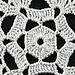Pineapple Fleur Doily pattern