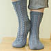 Kettle River Socks pattern
