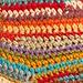 Scrappy Crochet Stocking pattern