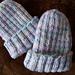 Bev's Baby Ribs Hat pattern