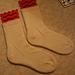 Slip Stitch Heel Basic Socks pattern