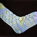 Branching Out Socks pattern