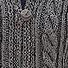 Shawl Collared Vest - WG48 pattern
