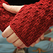 Cosy Knitted Wrist Warmers: Women's pattern