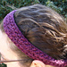 Clustered Lace Headband pattern