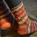 Jill and the Bean Socks pattern