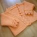 Lace Edge Cardigan pattern