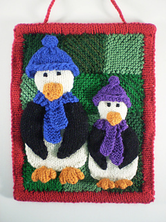 Ravelry Penguin Quilt Pattern By Frankie Brown