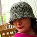Crossed Bucket Hat pattern
