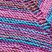 Easy Garter Stitch Shawl pattern