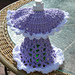 Dishcloth Dress pattern