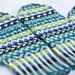 Twill Ribbon Mittens pattern