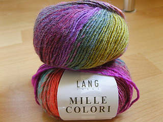 Lang Yarns Mille Colori Big 35