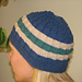 Shadow Box Hat pattern