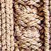 Framed Pebbles Square pattern