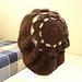 Flower Center Slouch Hat pattern