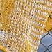 Drop Stitch Mesh Bag pattern