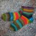 Furrow Socks pattern