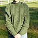 Irish Moss pattern