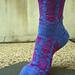 Piscean Socks pattern