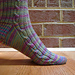 Cable Rib Socks pattern