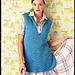 #33 Split Neck Tunic pattern
