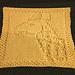 Giraffe Dishcloth pattern