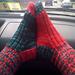 Fox in Socks pattern