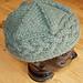 The Pinwheel Hat pattern
